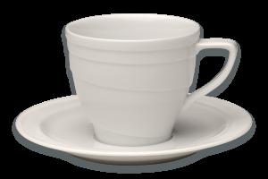 Vì sao cốc làm bằng sứ được ưu ái hơn cốc thủy tinh?
